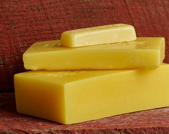 Pure Beeswax - 1 Pound Bar