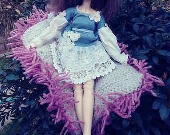 Crochet Blanket for MSD