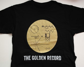 The Golden Record Tee