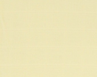 Fabric DOUBLE GAUZE cotton - yellow straw