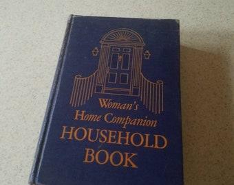 Woman's Home Companion Household Book.