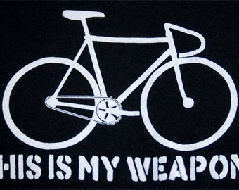 """T-Shirt """"This is my weapon"""""""