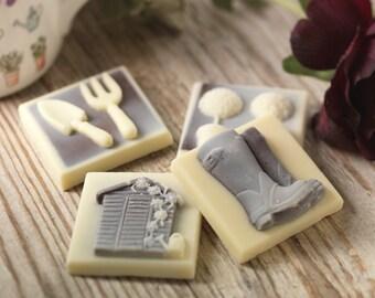 Chocolate Gardening Selection
