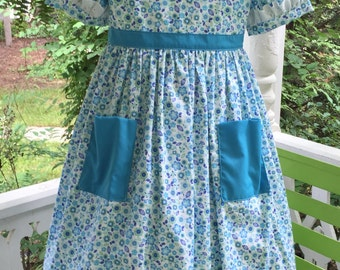Girl's Ships Today  - Yesterday Play Dress - Size 5 - 6