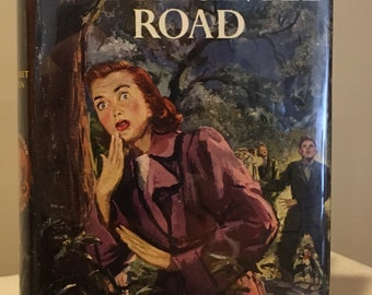 Judy Bolton - The Haunted Road by Margaret Sutton - 1st Edition