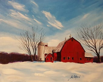 Ben Lincoln's Barns
