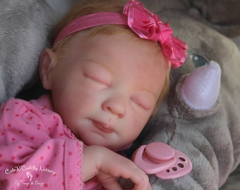 Tasha by Jessica Schenk ~ Limited Edition ~ Newborn