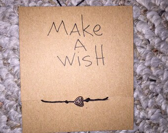 Celtic Heart Wish Bracelet