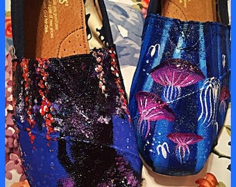 Custom painted Avatar/Pandora Toms. Designed and personalized just for you!