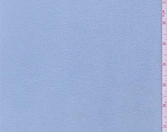 Baby Blue Fleece, Fabric By The Yard