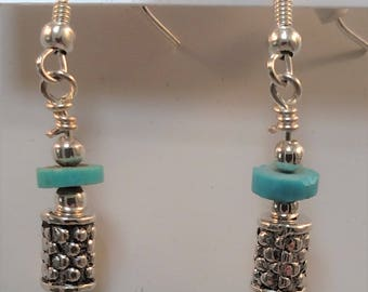 50-Turquoise Earrings