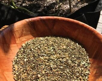 Immunity Tea: 100% Organic Herbal Blend