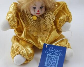 Vintage Classic Treasures Doll Zandra
