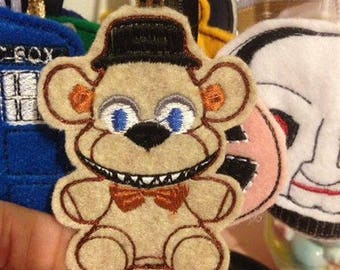 FREE SHIPPING Freddy Fazbear Ornament Five Nights at Freddy's