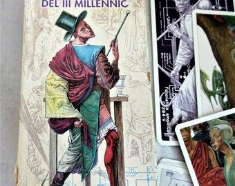 Tarot Cards Unique De Vinci by Lassen Ghiuseley