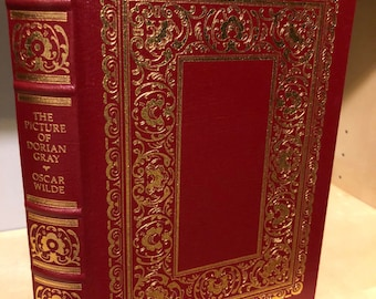 Easton Press Picture of Dorian Gray by Oscar Wilde 100 Greatest