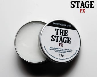 THE STAGE FX  Scar Wax Halloween Event Makeup