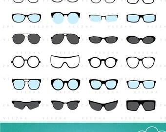 Glasses Eye Wear Clipart