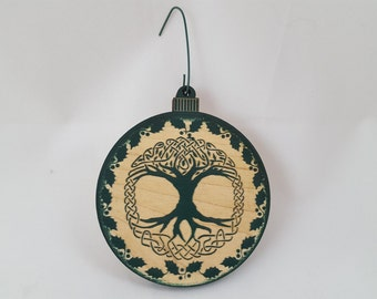 Celtic Tree of Life | Hanging Ornament