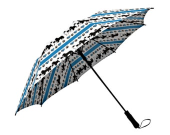 Newfoundland Dog Umbrella