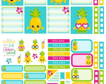 Pineapple planner kit