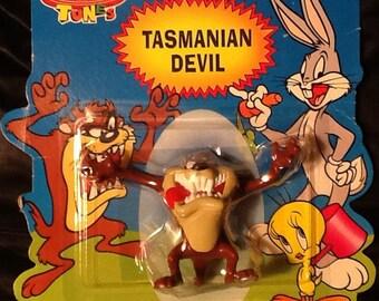 Looney Tunes Taz Tasmanian Devil PVC Figure Tyco