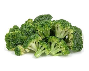 Broccoli heirloom seeds, organic Broccoli seeds, non-GMO Broccoli seeds, home grown Broccoli seeds, 100 seeds