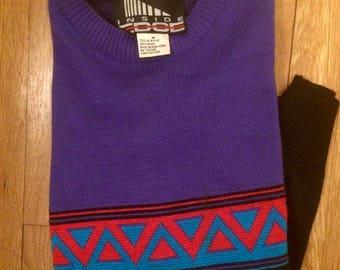 rad 80s Crewneck Sweater