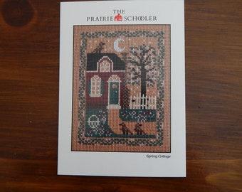 Spring Cottage by The Prairie Schooler