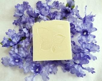 Gentle Soap. Handmade, homemade, natural, gentle