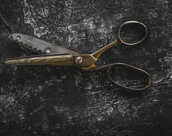 Antique Scissors by Richards of Sheffield