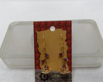 Pouring Tea Earrings