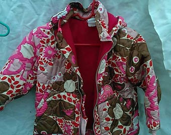 Vintage  Oilily Children's Youth Winter  Jacket / Coat . Youth Size 4?