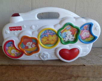 Fisher Price  Activity Center 1998  Very Nice