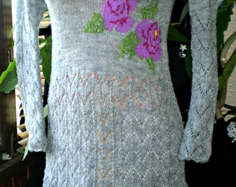 """Dress """"Ashes of roses"""""""