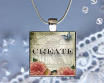 Pendant Necklace Inspirations, Create