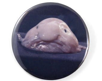 Blobfish pin