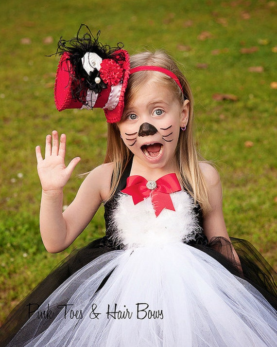 Cat In The Hat Tutu Dress