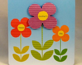 Flowers-Happy Mother's day card