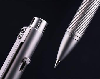 TiMaze—108 Titanium Pencil