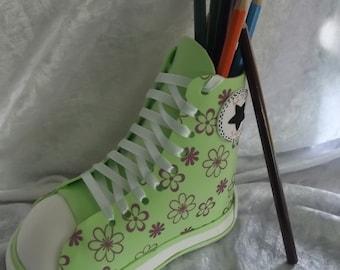 Little floral shoes