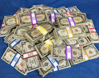 CIRCULATED U.S. PAPER MONEY Vintage Rare Currency Note Lot Estate Silver Certificate Hoard Sale Fast Shipping