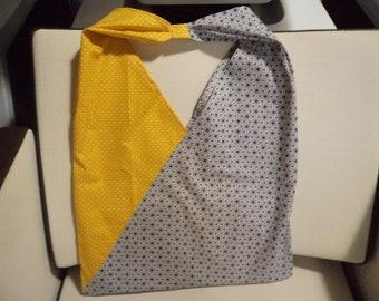Geometric bag Tote