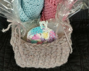 Spa Gift Basket - Spa Gift Set - Handmade Spa Gift basket  - Spa Set - Spa Kit