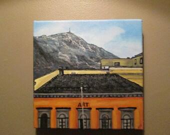 Art Gallery and Mt.Ulriken, Bergen P36