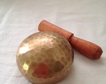 Hammered, Tibetan, Singing Bowl