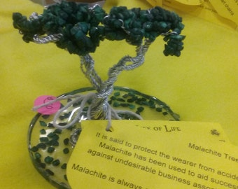 Malachite Energy Tree
