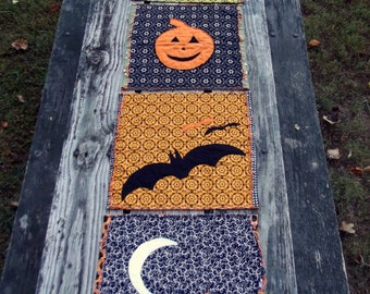 Halloween Table Toppers Pattern