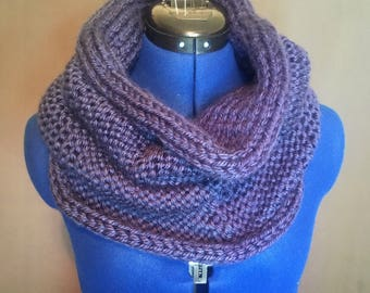 Summit Navy Cowl