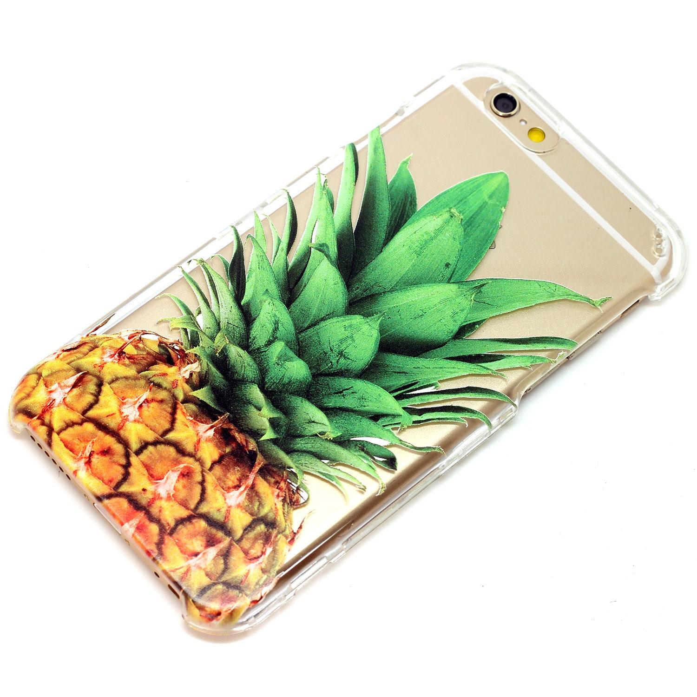 Cas Tpu Design Transparent D'ananas Pour La Note 4 Casemate CzKCFKU